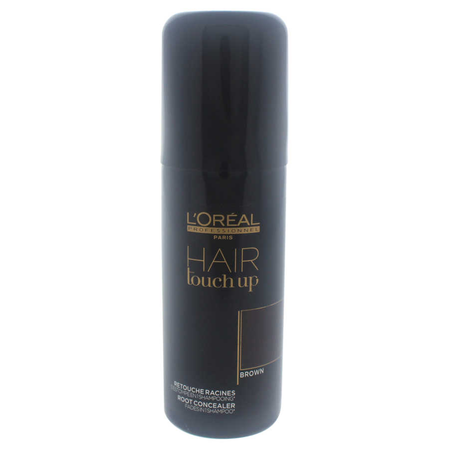 Hair Touch Up Root Concealer Spray - Brown 2,5oz