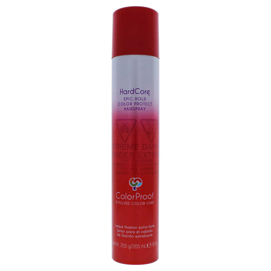 HardCore Epic Hold Color Protect Hairspray 9oz