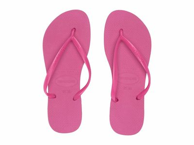 Havaianas - Havaianas Women Hollywood Rose Slim Flip Flops Flip Flops