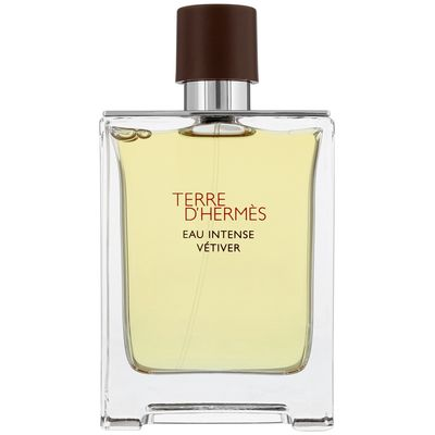 Hermes - Hermes Terre D'Hermes Eau intense Vetiver Edp 100 Ml For Men Perfume (Original Tester Perfume)