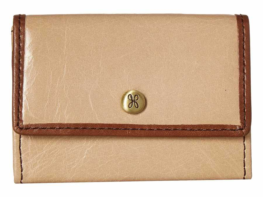 Hobo Parchment Hill Tri-Fold Wallet