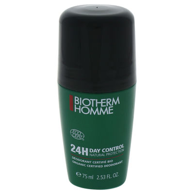 Biotherm - Homme 24h Day Control Natural Protection Deodorant Roll-On 2,53oz