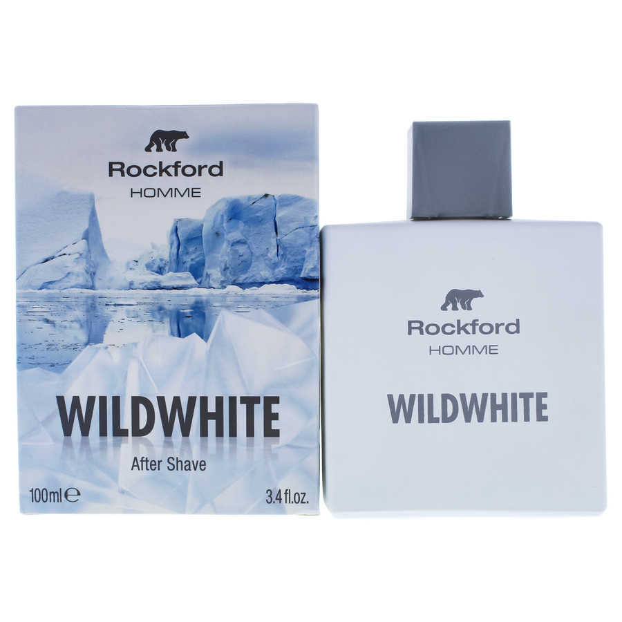 Homme Wildwhite Aftershave Lotion 3,4oz