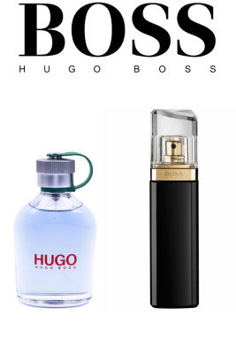 Hugo Boss - Hugo Boss Men And Women Perfume Set