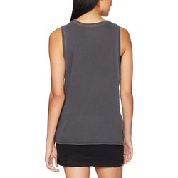 Hurley Anthracite One And Only Box Biker Tank - Thumbnail