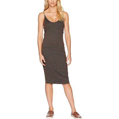 Hurley - Hurley Dark Russet Reversible Fitted Dress
