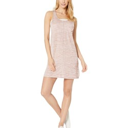 Hurley Dusty Peach Glow Knit Dress - Thumbnail