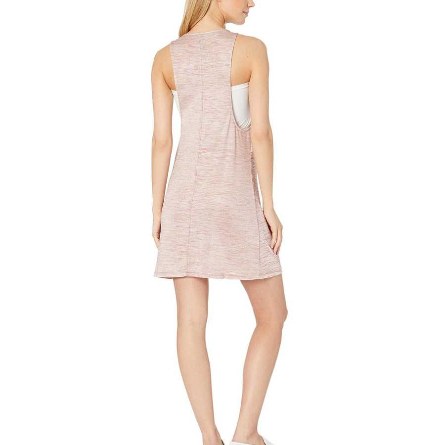 Hurley Dusty Peach Glow Knit Dress