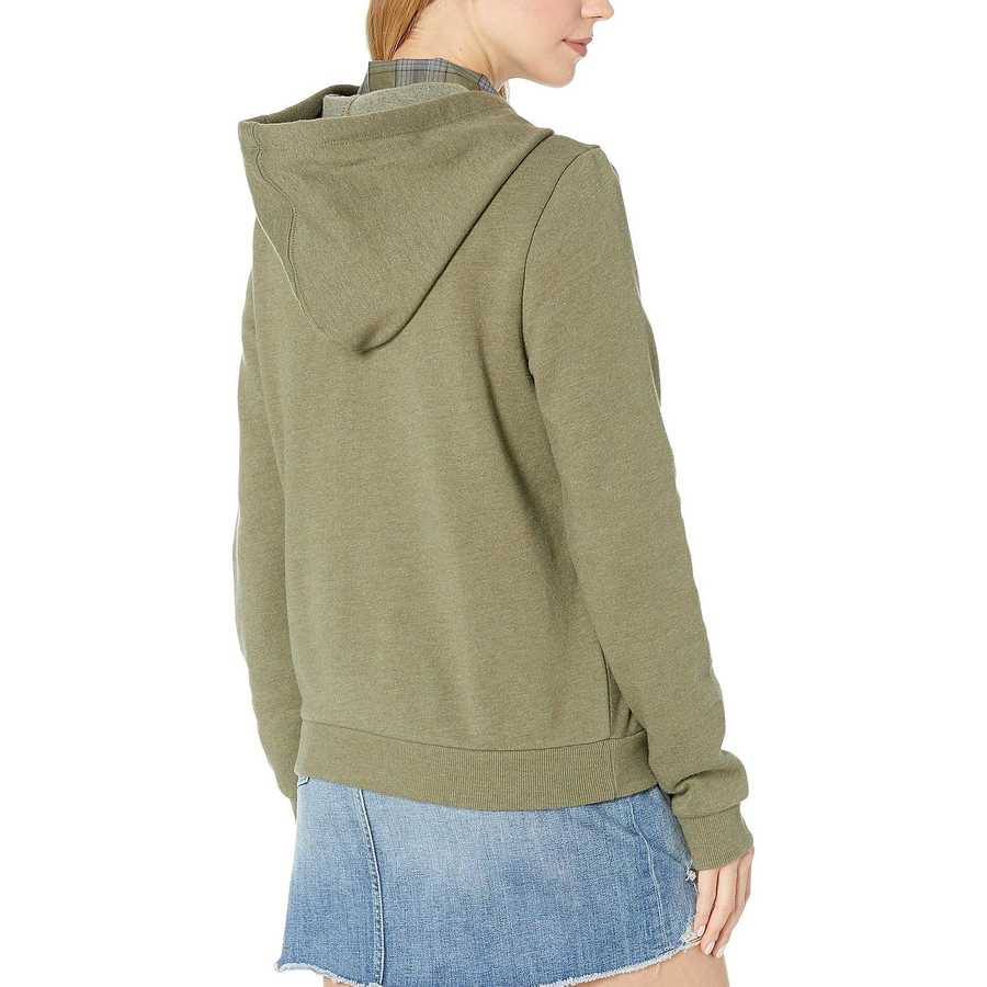 Hurley Medium Olive One And Only Small Box Perfect Zip