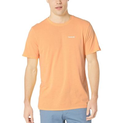 Hurley - Hurley Melon Tint/White Dri-Fit One & Only 2.0 Tee