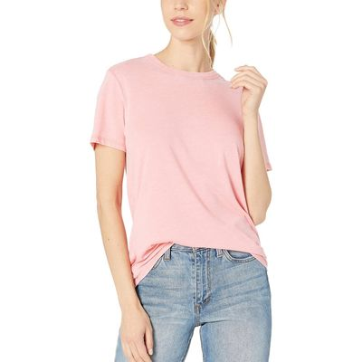 Hurley - Hurley Pink Gaze Burnout T-Shirt