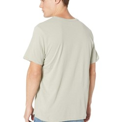 Hurley Spruce Fog Dri-Fit 3Rd Base Short Sleeve Tee - Thumbnail