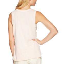 Hurley Storm Pink One And Only Box Biker Tank - Thumbnail