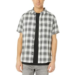 Hurley Summit White Archie Short Sleeve Woven - Thumbnail