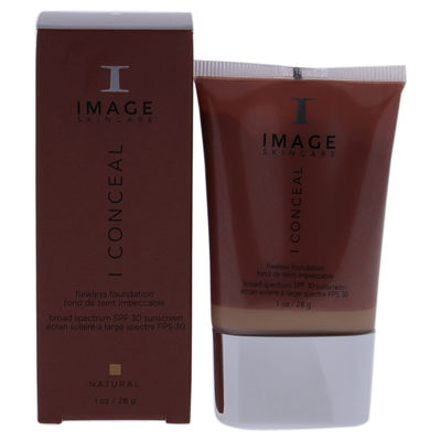 Image - I Conceal Flawless Foundation SPF 30 - Natural 1oz