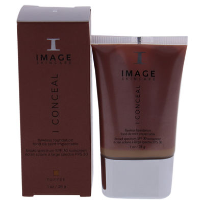 Image - I Conceal Flawless Foundation SPF 30 - Toffee 1oz