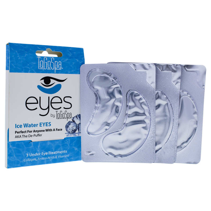 Ice Water Eyes Treatment 3Pair