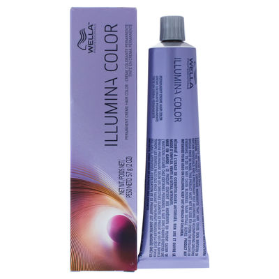 Wella - Illumina Color Permanent Creme Hair Color - 9 60 Very Light Blonde-Violet Natural 2oz