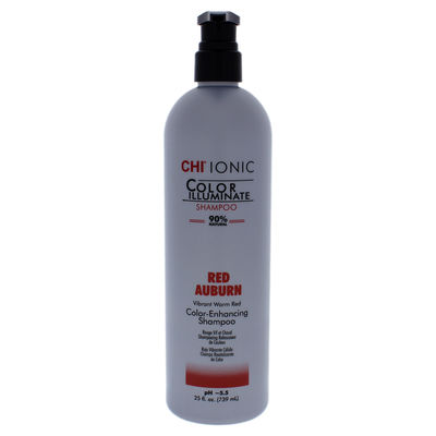 Ionic Color Illuminate - Red Auburn Shampoo 25oz
