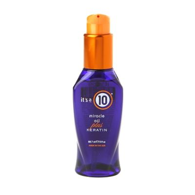 Its A 10 - Its A 10 Miracle Oil Plus Keratin 3 oz