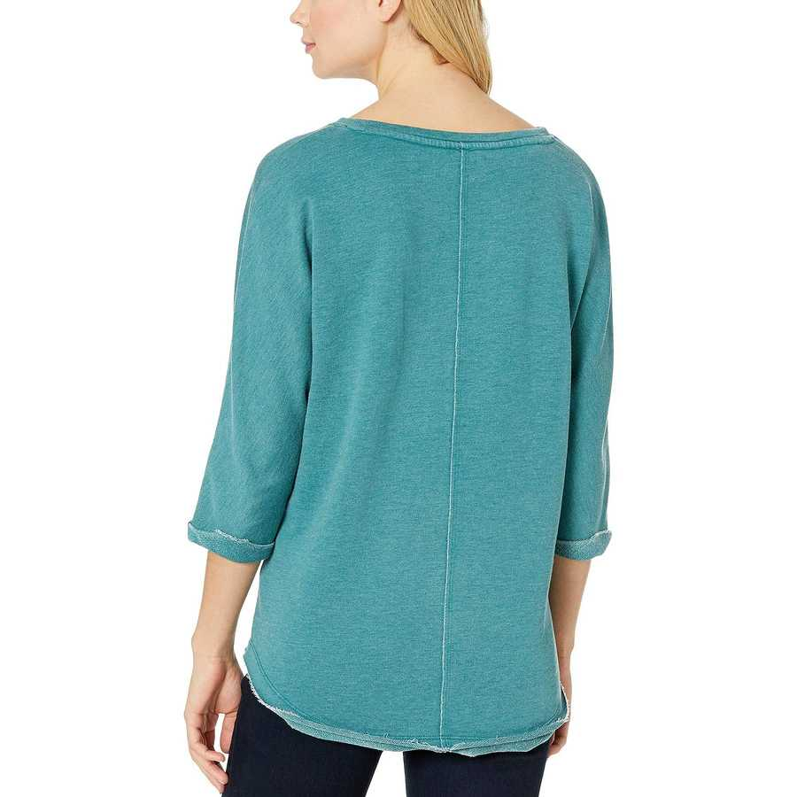 Jag Jeans Emerald Lake Debbie Lace-Up Shirt