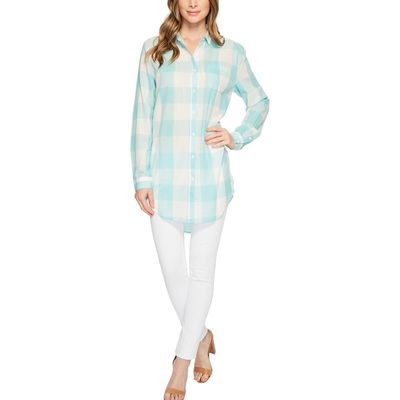 Jag Jeans - Jag Jeans Shallow Pool Magnolia Tunic