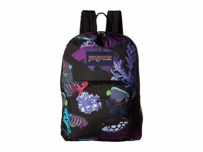 Jansport - Jansport Aquarium High Stakes Backpack