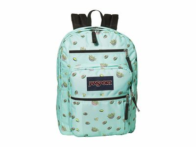 Jansport - Jansport Avocado Party Big Student Backpack