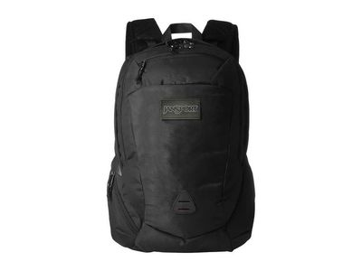 Jansport - Jansport Black Ballistic Nylon Wynwood Backpack