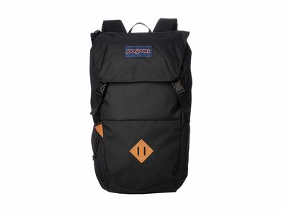 Jansport - Jansport Black Pike Backpack