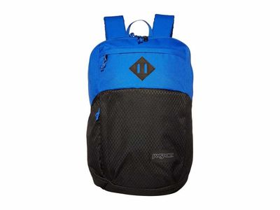 Jansport - Jansport Border Blue Fremont Backpack