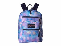 Jansport City Lights Print Big Student Backpack - Thumbnail