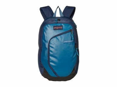 Jansport - Jansport Corsair Blue İnterface Backpack