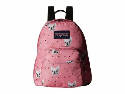 Jansport - Jansport Fierce Frenchies Half Pint Backpack