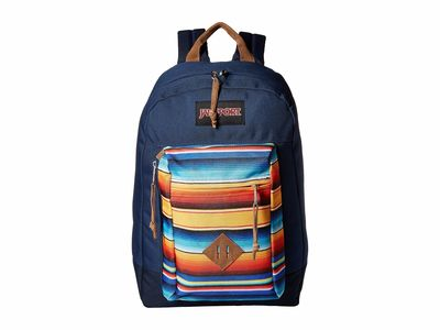 Jansport - Jansport Fiesta Stripes Reilly Backpack