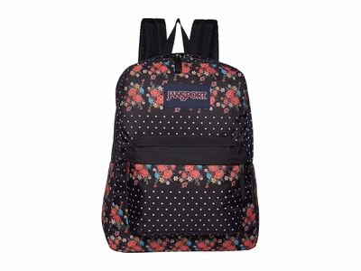 Jansport - Jansport Floral Dot Superbreak Backpack