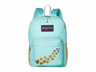 Jansport - Jansport Gold Foil Love High Stakes Backpack