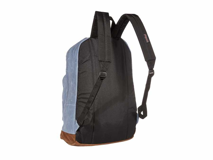 Jansport Grey Slate Canvas Right Pack Expressions Backpack