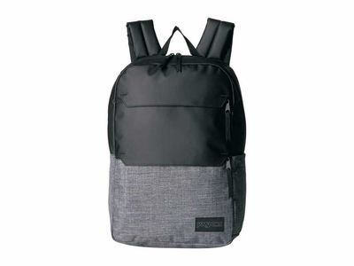 Jansport - Jansport Heathered 600D Ripley Backpack