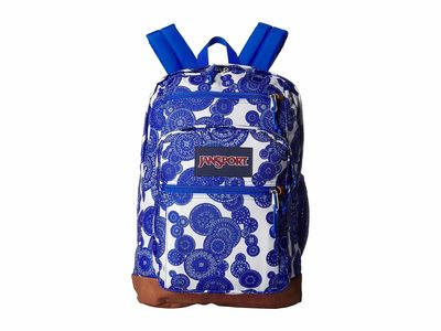 Jansport - Jansport Lace Bubbles Print Cool Student Backpack