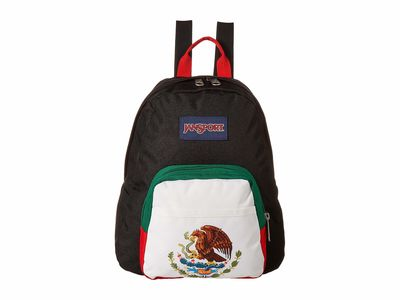 Jansport - Jansport Mexican Flag Half Pint Backpack