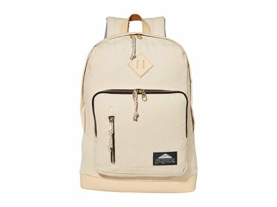 Jansport - Jansport Natural Canvas Axiom Backpack