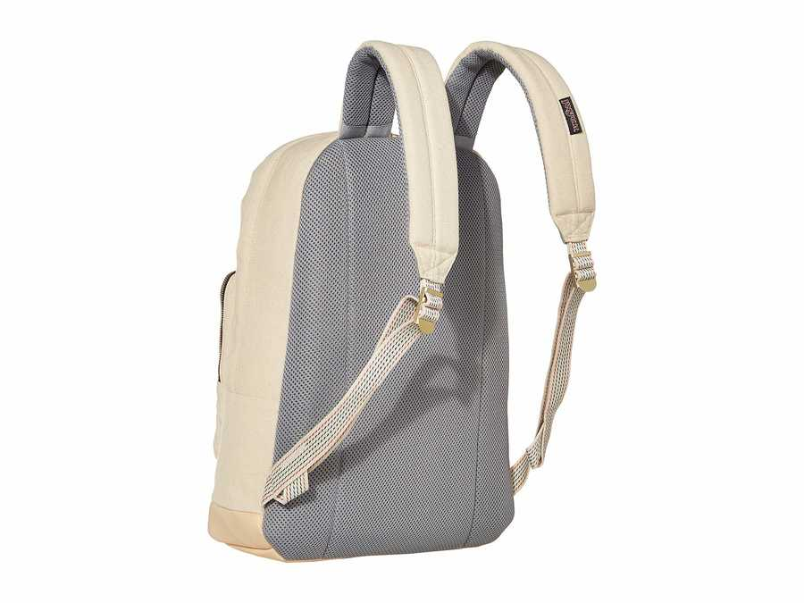 Jansport Natural Canvas Axiom Backpack