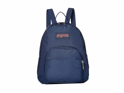 Jansport - Jansport Navy Half Pint Backpack