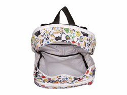 Jansport Over The Rainbow Print Big Student Backpack - Thumbnail