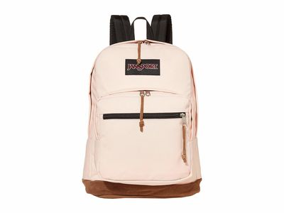 Jansport Powered Peach Right Pack Backpack