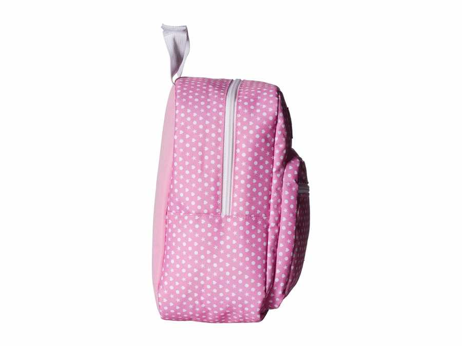 Jansport Prism Pink İcons Big Break Backpack