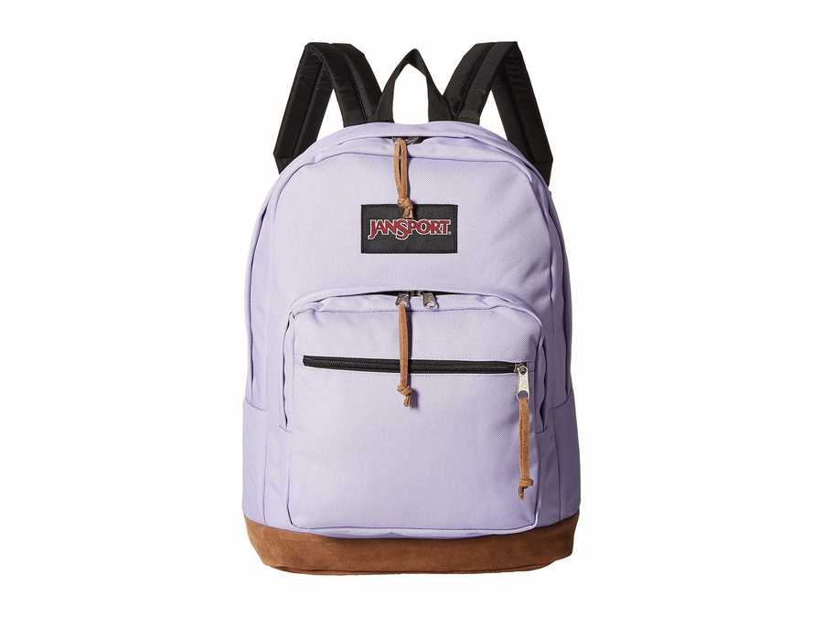 Jansport Purple Dawn Right Pack Backpack