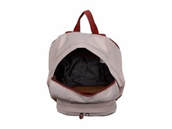 Jansport Red Rust Crosshatch Dobby Right Pack Expressions Backpack - Thumbnail