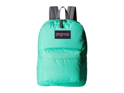 Jansport - Jansport Seafoam Green Superbreak® Backpack